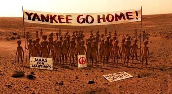 Razzisti su Marte, anzi no, a San Salvo